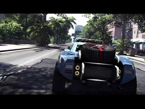 The Crew Gameplay Developer Commentary -  E3 2013