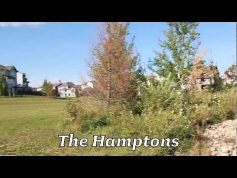 The Hamptons, Edmonton