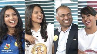 Size Zero Movie Team Special Chit Chat || Anushka, Sonal Chauhan, Prasad V Potluri - IGTELUGU