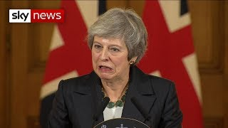 Breaking News: Theresa May compares herself to cricketer Geoffrey Boycott - SKYNEWS