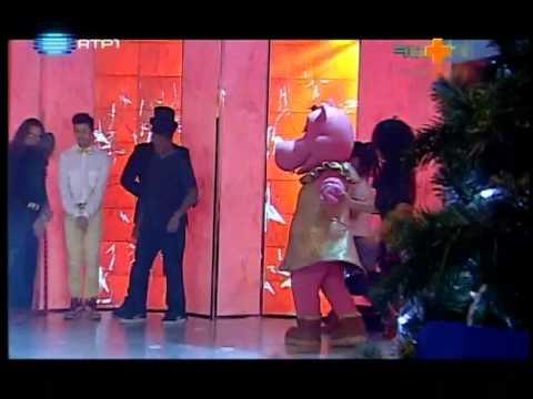 Popota e Bailarinos (Ao vivo TOP+) Natal 2011