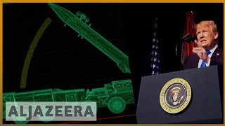 🇺🇸 Trump's space force: US to explore new defence tech | Al Jazeera English - ALJAZEERAENGLISH