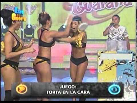 Melissa Loza y Sheyla Rojas casi se van a las manos