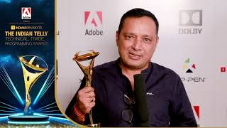 Best Director (thriller) Rajesh Ranshinge - TELLYCHAKKAR
