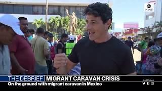 'The Debrief': Migrant caravan, Khashoggi latest, Georgia manhunt, royal baby | ABC News - ABCNEWS