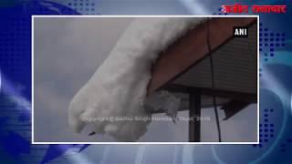 video : हिमाचल में भारी बर्फबारी का अलर्ट