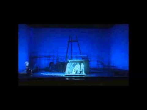 Η φόνισσα | Πρόβες από την Όπερα της ΕΛΣ - Νοέμβριος 2014