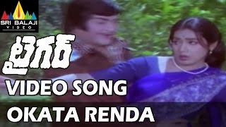 Tiger Movie Okata Renda Mooda Video Song | NTR | Radha Saluja | Subhashini | Sri Balaji Video - SRIBALAJIMOVIES
