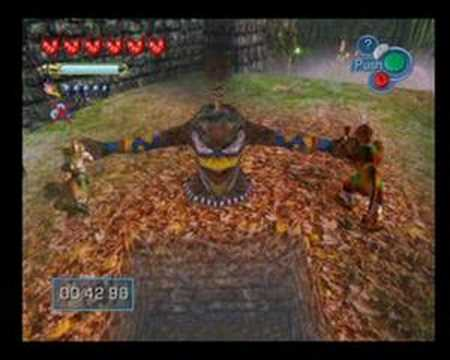 Star Fox Adventures Test of Strength Music Video