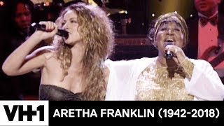 Aretha Franklin & Mariah Carey Perform 'Chain of Fools' at VH1 Divas | VH1 - VH1