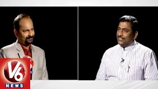 Exclusive interview with Telangana BJP leader Muralidhar Rao - V6 Innerview - V6NEWSTELUGU