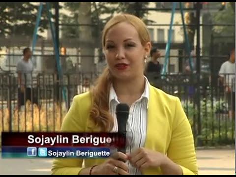 Sojailyn Beriguette para Asi es New York, Jovenes fuera de las escueleas