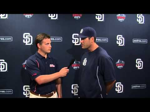 Seth Smith Interview