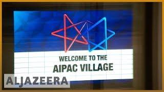 🇺🇸 🇮🇱 Multiple 2020 Democratic candidates to skip AIPAC conference | Al Jazeera English - ALJAZEERAENGLISH