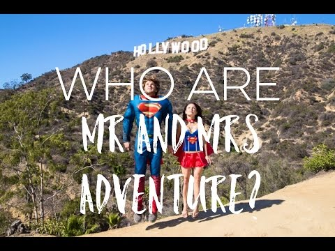 Who are Mr and Mrs Adventure