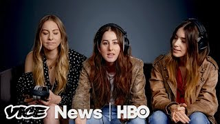 HAIM's Weekly Music Critic Ep. 3 (HBO) - VICENEWS