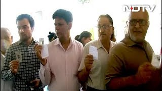 लोकसभा चुनाव : 15 राज्यों की 177 सीटों के लिए मतदान जारी - NDTVINDIA