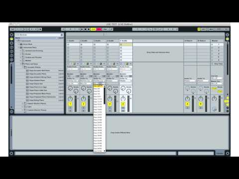 Rewire Ableton Live into Logic Pro