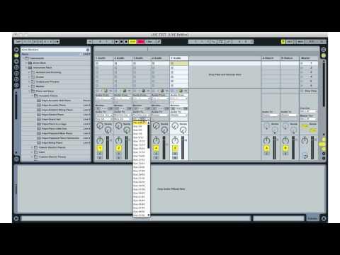 Rewire Ableton Live into Logic Pro