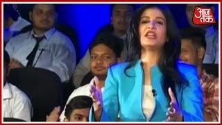 बहुमत की सरकार, अविश्वास की तलवार! | टक्कर। Anjana Om Kashyap - AAJTAKTV