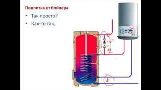 Электрическое отопление частного дома  или водонагревательный прибор