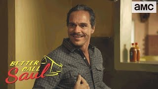 'Nacho Meets Lalo Salamanca' Talked About Scene Ep. 408 | Better Call Saul - AMC