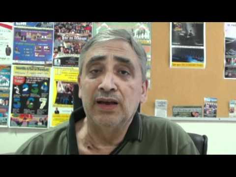Maestro Misael Passos mensagem sobre a sua recuperação cirurgica