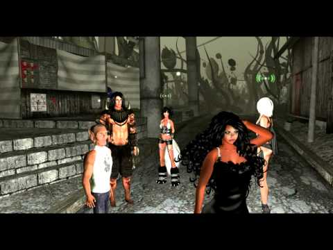 The Carnival of Love (Second Life Trolling)