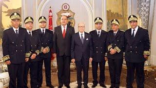 فيديو  6 ولاة جدد يؤدون اليمين أمام الرئيس التونسي