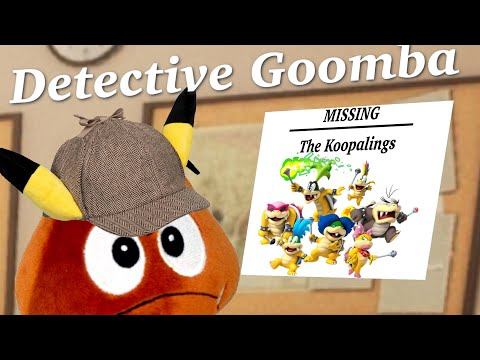 Super Mario Unsolved Mysteries: Koopalings