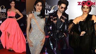 Filmfare Glamour & Style Awards 2019 | Deepika Padukone, Shahrukh Khan, Vicky Kaushal, Kartik Aaryan - ZOOMDEKHO