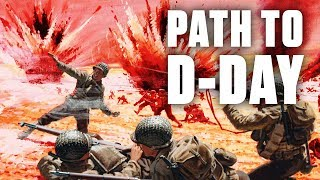 Why D-Day Almost Never Happened | History - HISTORYCHANNEL