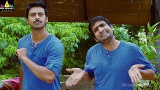 2 Idiots | 2019 Latest Telugu Scenes | Srikanth and Santhanam Comedy | Sri Balaji Video - SRIBALAJIMOVIES