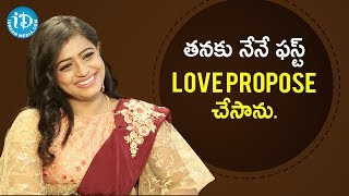 Serial Actress Anu Sri Love Story | Soap Stars With Anitha | iDream Telugu Movies - IDREAMMOVIES