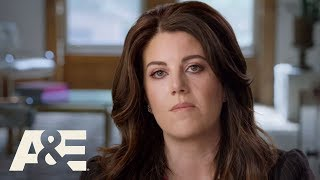 Monica Lewinsky Calls Her Mother | The Clinton Affair: Premieres Nov 18 | A&E - AETV