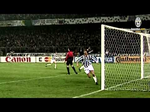 20/03/1996. Juventus-Real Madrid 2-0