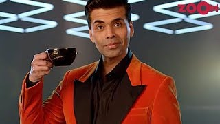 Promo of Karan Johar's chat show 'Koffee with Karan' RELEASED! | Bollywood News - ZOOMDEKHO
