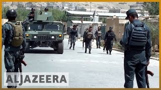 🇦🇫 Gunmen attack intelligence service centre in Kabul | Al Jazeera English - ALJAZEERAENGLISH