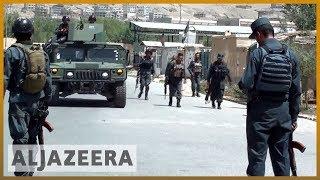 🇦🇫 Gunmen attack intelligence service centre in Kabul | Al Jazeera English - ALJAZEERAENGLISH