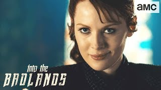 'The Widow Vs. Herself' Talked About Scene Ep. 310 | Into the Badlands - AMC