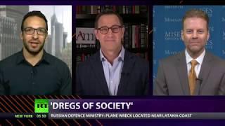 CrossTalk: Dregs of society - RUSSIATODAY