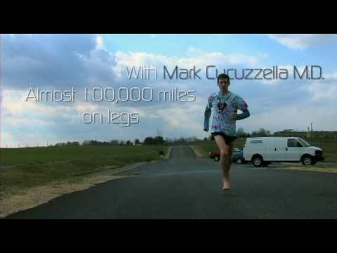 Barefoot Running Style