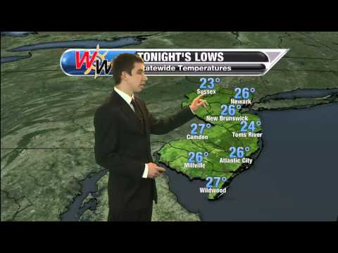 Wednesday March 4th, 2015 Evening Forecast