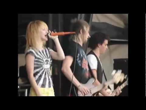PARAMORE-Warped Tour, 2007[FULL PERFORMANCE]