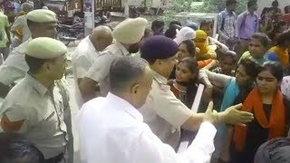 video:यमुनानगर :स्टूडेंट्स ने जड़ा बस स्टैंड के दोनों गेट पर ताला