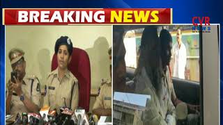 Jagga Reddy Held : North Zone DCP Sumathi Speak to Media Over Fake Passport Case | CVR NEWS - CVRNEWSOFFICIAL
