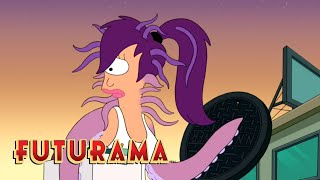 FUTURAMA | Season 10, Episode 9: A Magic Solution | SYFY - SYFY