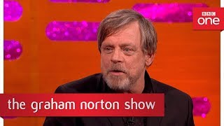 Mark Hamill and the biggest secret of cinema history - The Graham Norton Show: 2017 - BBC One - BBC