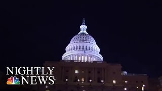 Day one of government shutdown stalemate with no DACA compromise | NBC Nightly News - NBCNEWS