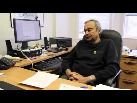 Generating evidence to support technologies - Dev Menon, professor